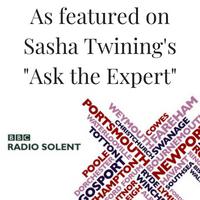 Ask the Expert slot Radio Solent